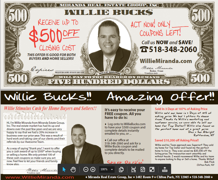Willie's Buck